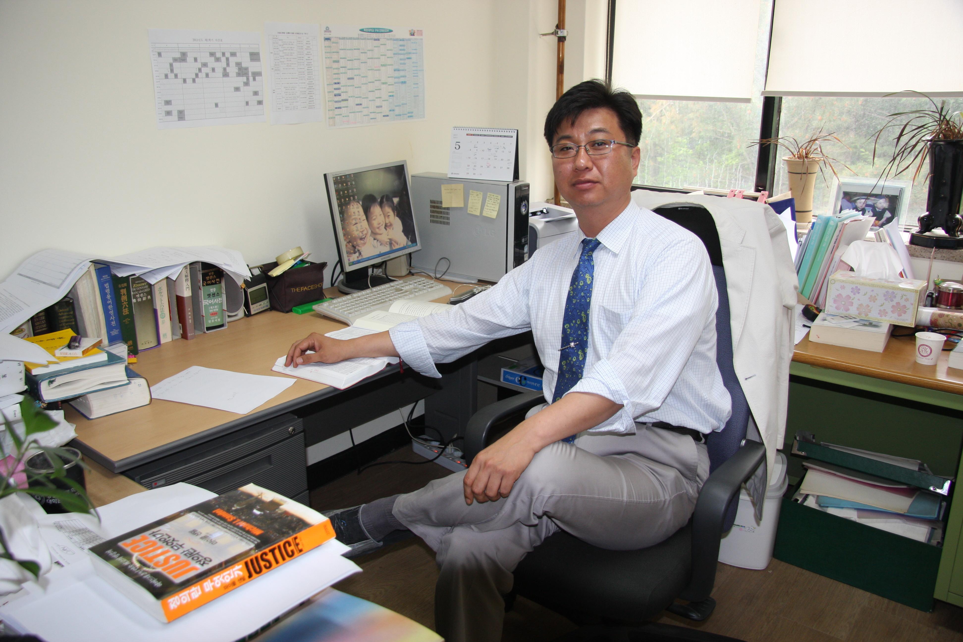 안영하 교수 사진