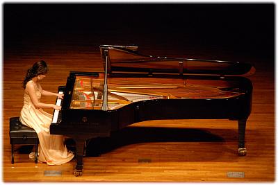 피아노 졸업연주회