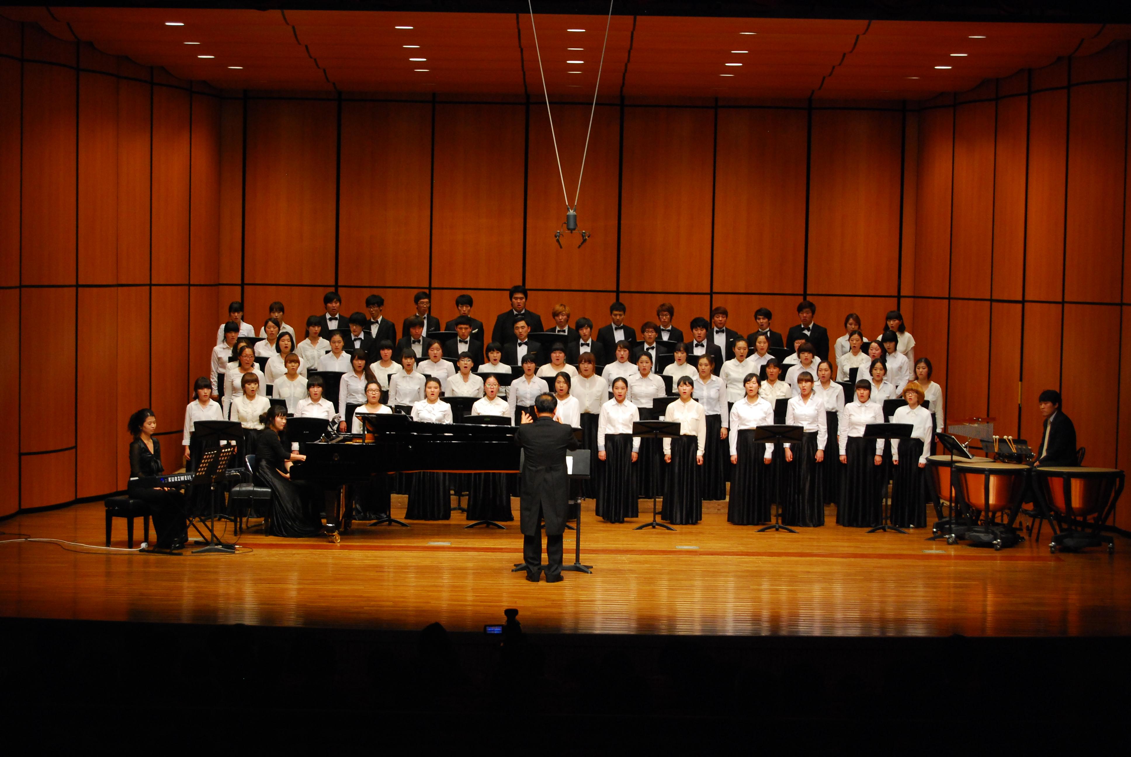 2011 콘서트 콰이어 정기연주회