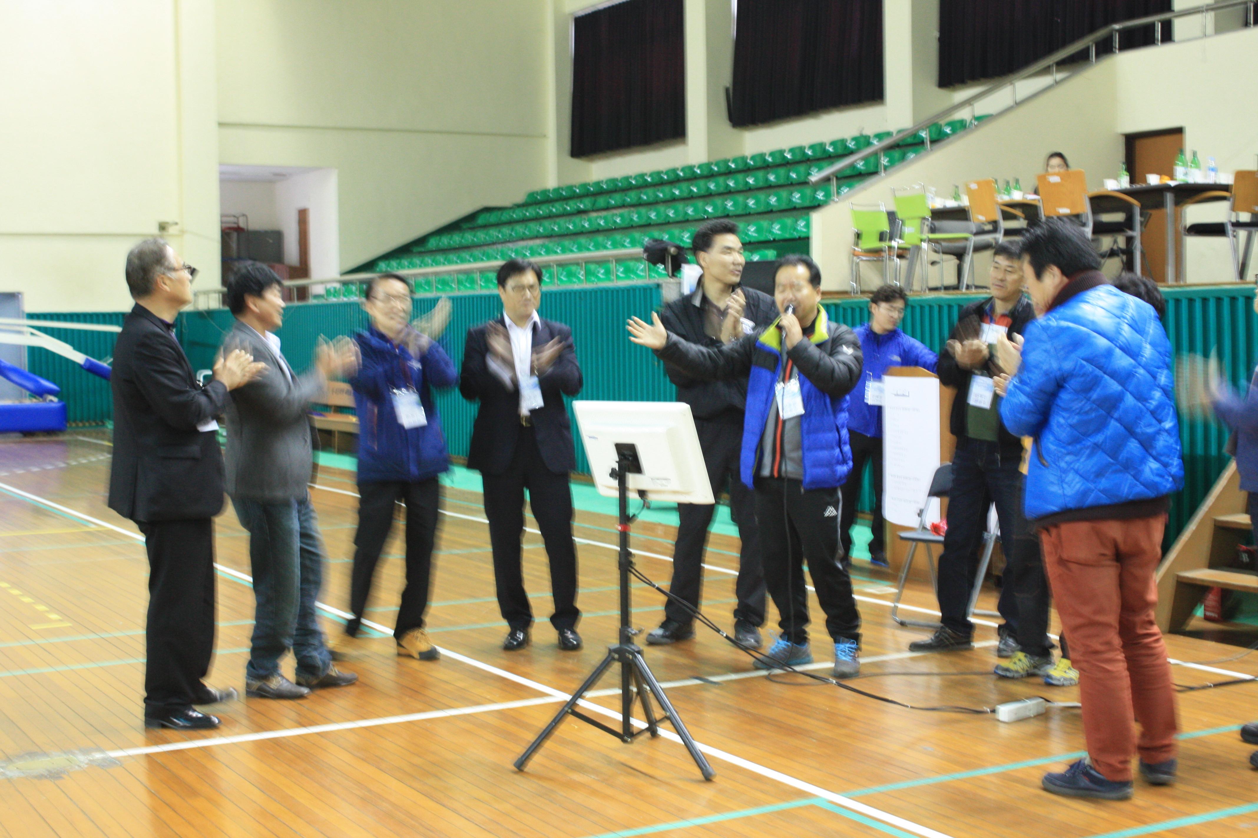 2015 제6회 체육학과 동문체육대회