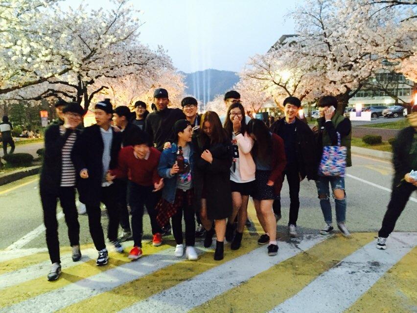 2015학년도 1학기 벚꽃축제