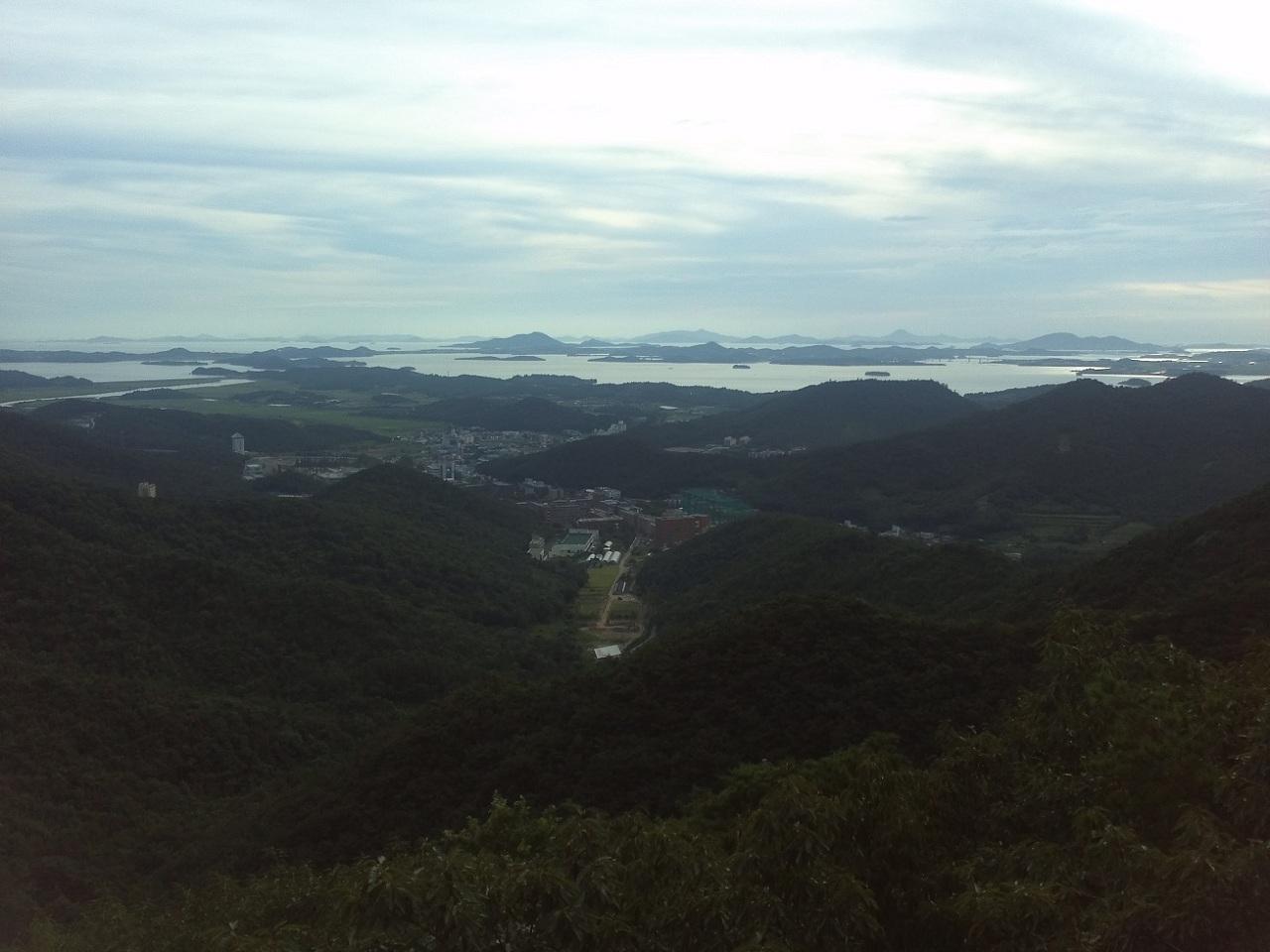 (2011년 입선)장태호 승달산의 정기