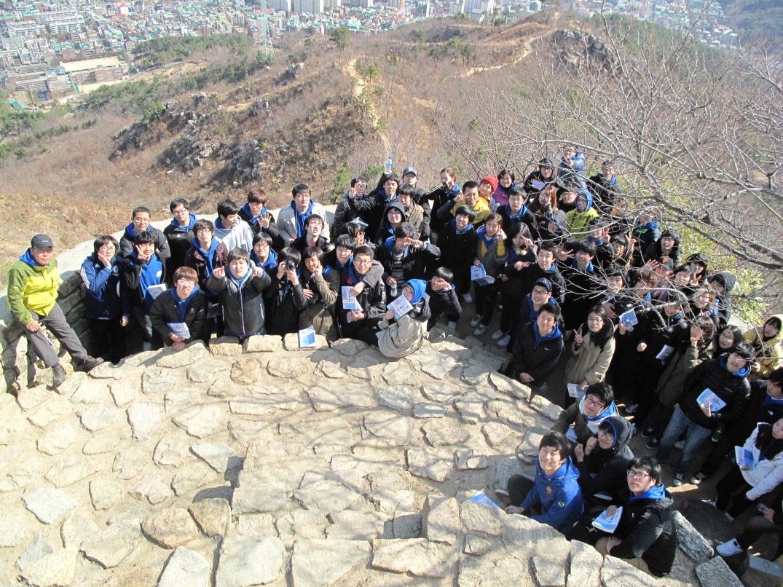 2011학년 춘계정기답사