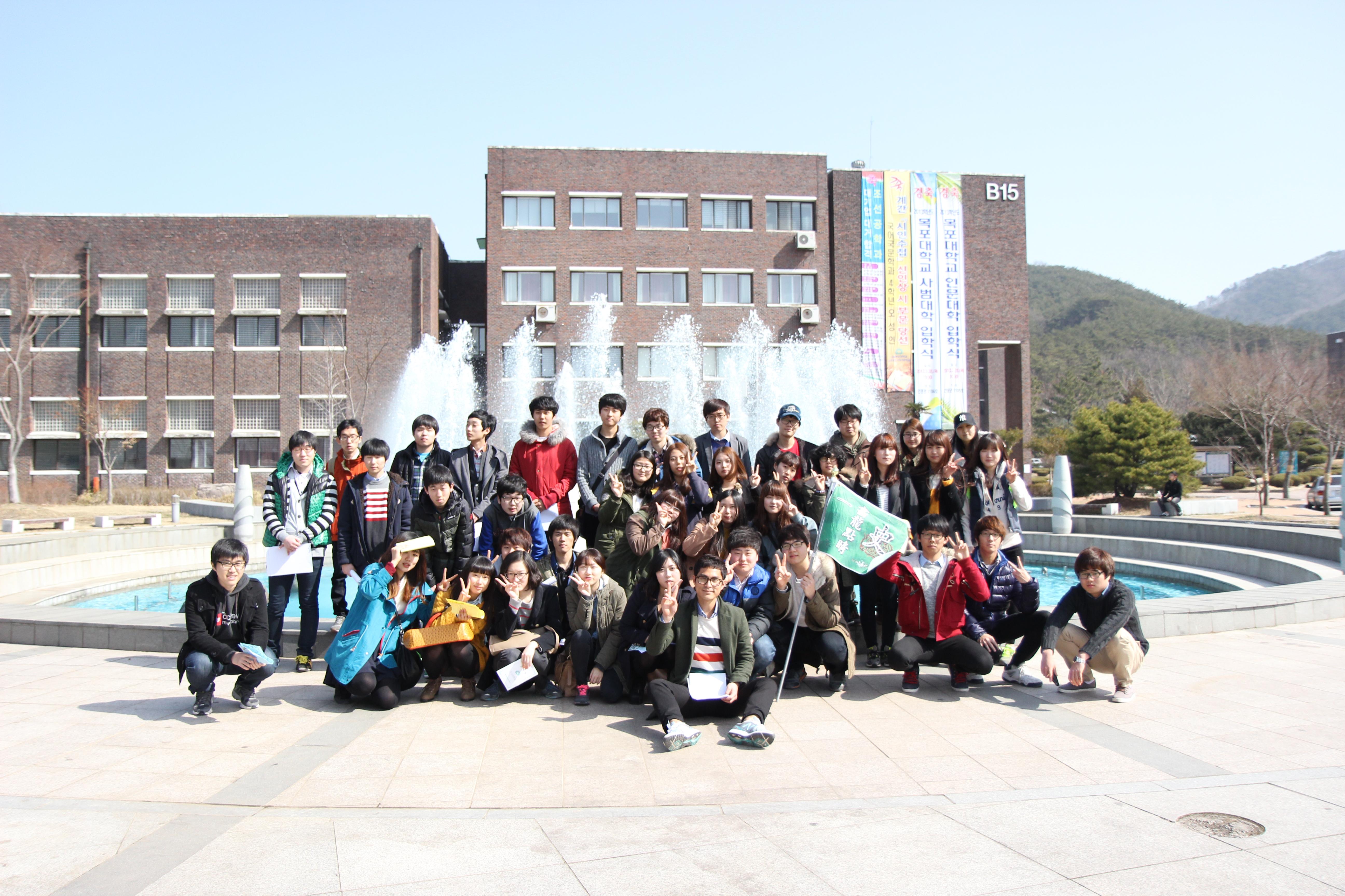 2013년 신입생 입학식