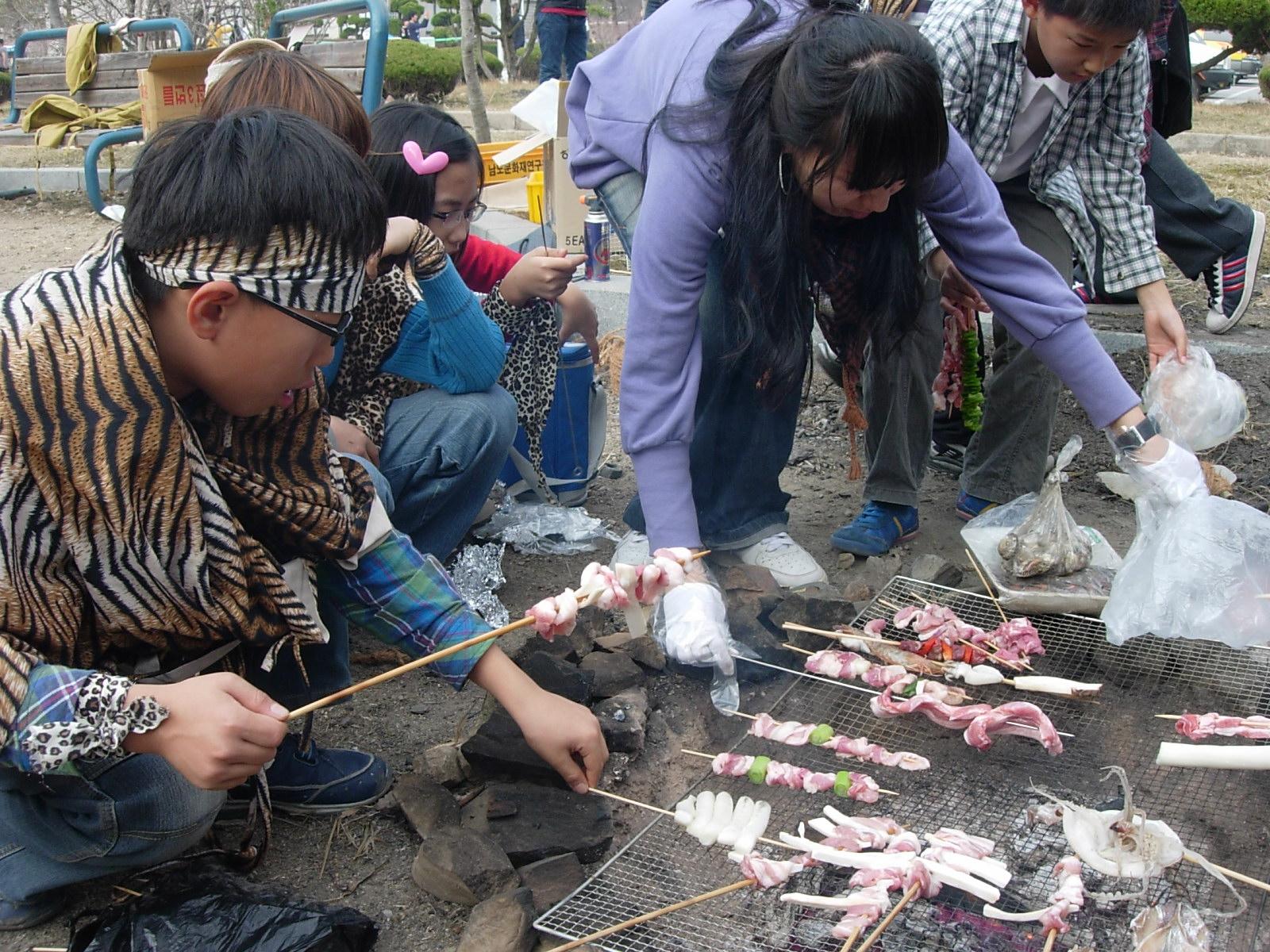 2009년 NGO와 함께하는 선사해...