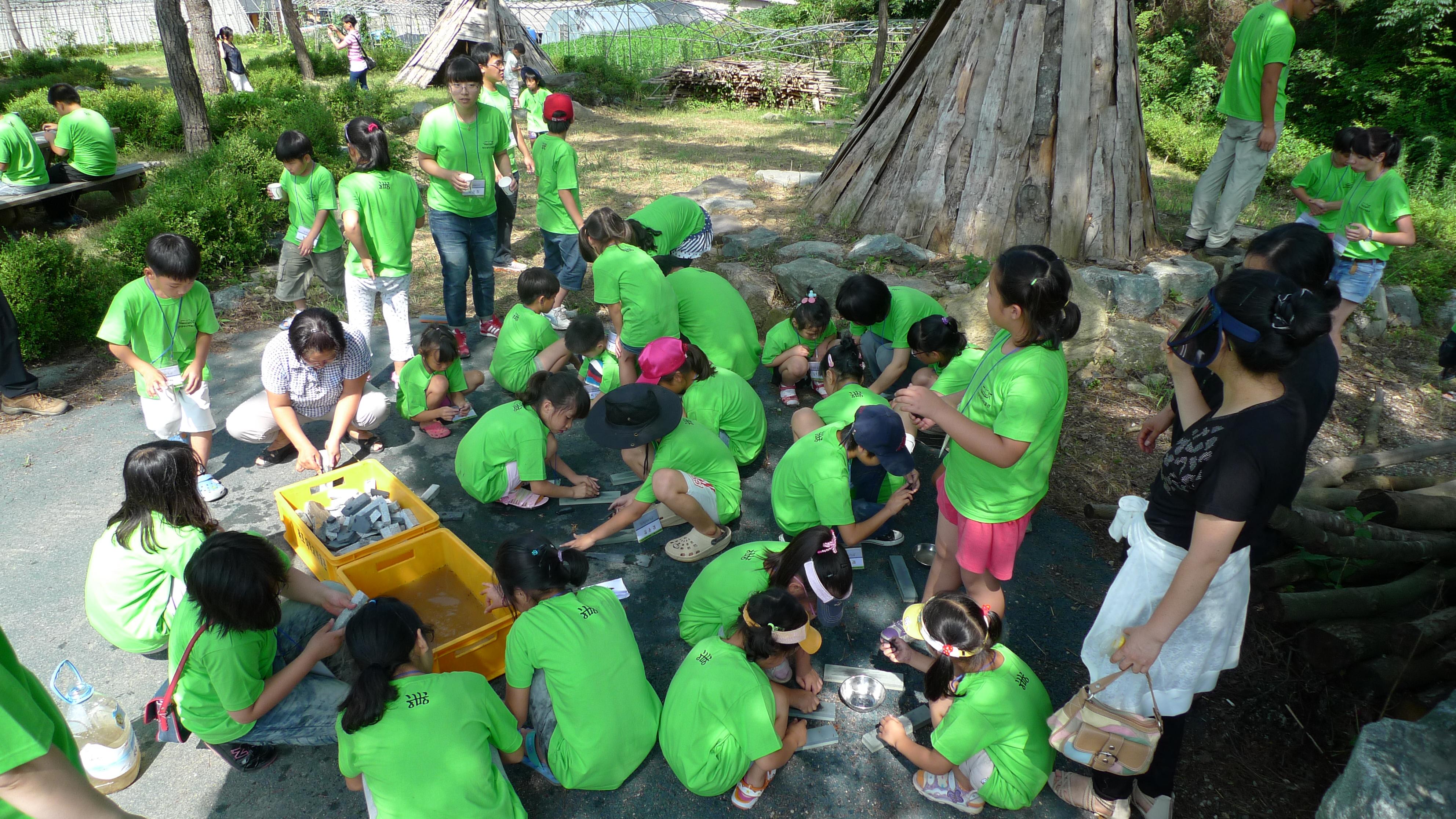 2011년 목포대학교박물관 여름방학 프로...