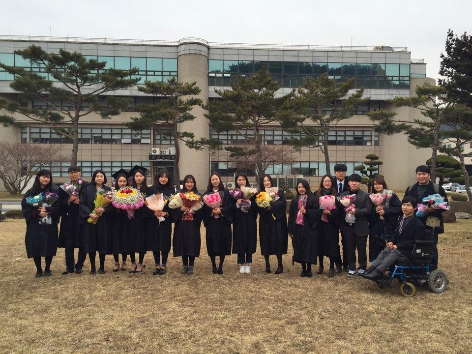 2016년 전기 졸업식