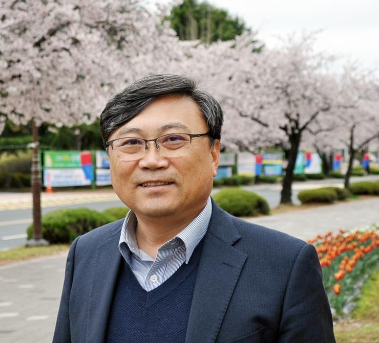 목포대, 원예과학과 유용권 교수 (사)인간식물환경학회 회장 취임