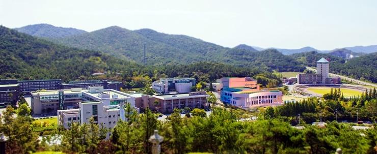 목포대, 한국수목원관리원 주관 2020년 생활밀착형 숲 조성사업 선정