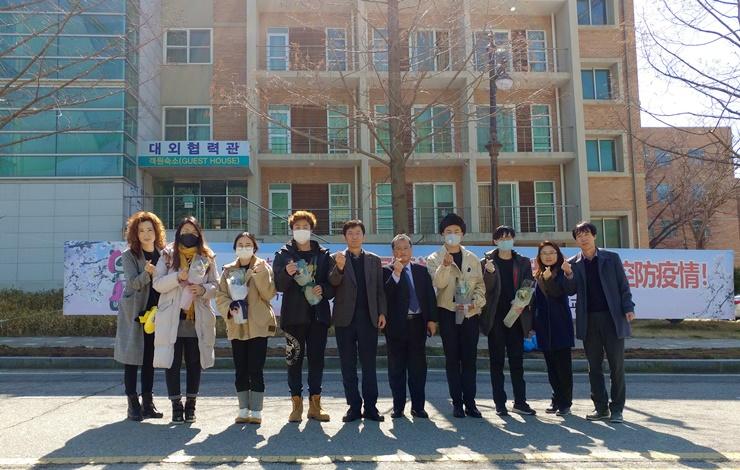 목포대학교, 중국인 유학생들 코로나 19 전원 자가격리 해제