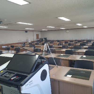 실습실(A8 3108-2) 강의실 수업...