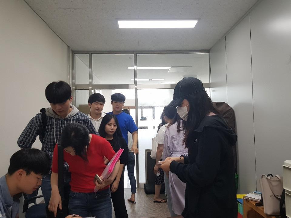 2019-1학기 기말고사 간식배...